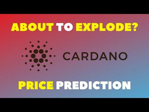 CARDANO (ADA) COIN PRICE PREDICTION 2019 – CARDANO GOING TO EXPLODE IN 2019?