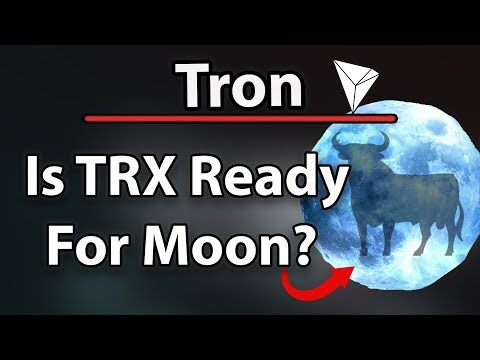 Is Tron TRX Ready For a Huge Takeoff?