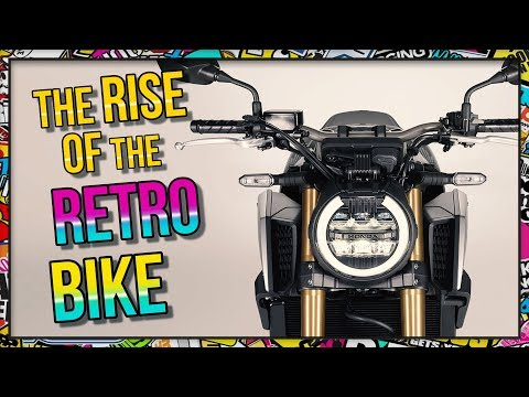 The Rise of the Retro Bike – My Thoughts on the Neo-Retro Wave