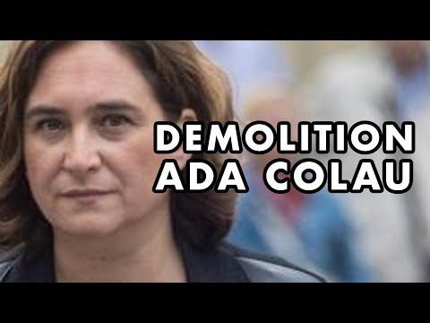 "Ada Colau prohíbe decir ""inmigrante"", ""negro"" o ""abuelo"""