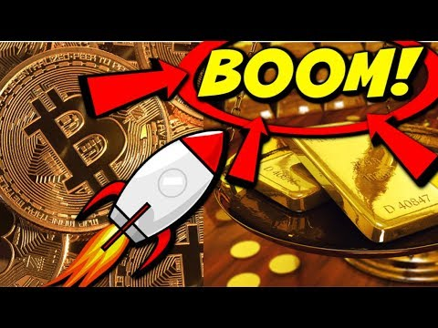 Gold & Bitcoin EXPLODING! What about Silver?