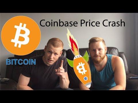 "Media ""Bitcoin Price Crash!"" Makes Us Laugh 🤣 Coinbase Cause Dump? #Podcast 85"