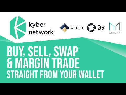 Kyber Network – Defi Powered By Ethereum