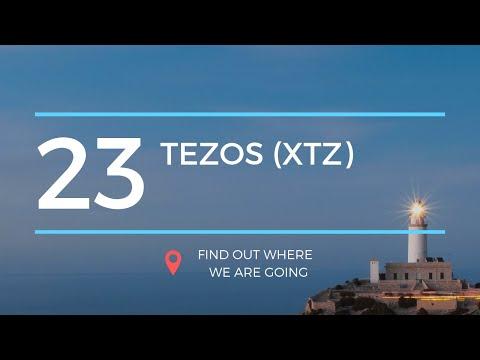 $1.10 Tezos XTZ Technical Analysis (25 June 2019)