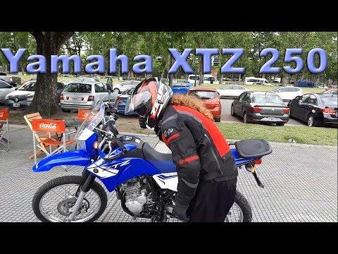 Review Yamaha Xtz 250
