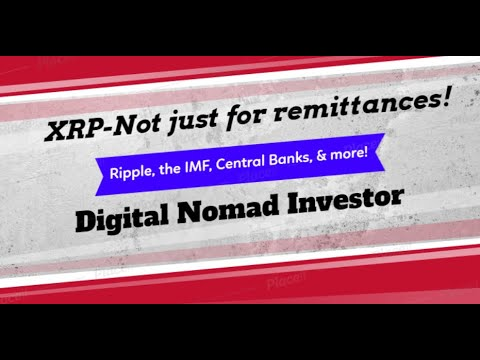 """""""XRP Nightcap with DNI"""" Ep. #72 Week 13 """"Ripple at the Private Central Bank Conference & More"""
