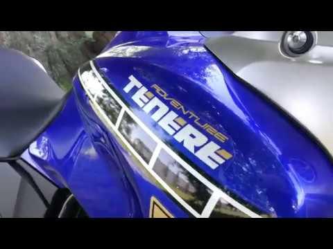 Yamaha XTZ Ténéré – Test – José Luis Denari
