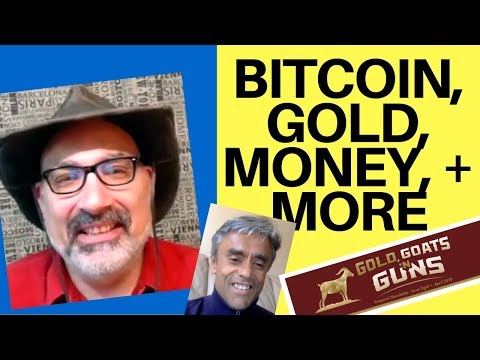 Bitcoin, Gold, Money, Safe Haven Assets, Italy, the EU & more – Tom Luongo