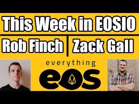 Re-imagining EOS Governance, Unpacking Dan Larimer's Ideas, and Major dApp Updates!