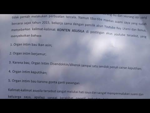 Keluarga Fairuz: Tak Ada Damai Buat Galih Ginanjar