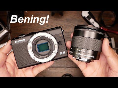 Ngevlog Pake Canon EOS M100 + EFM 11-22mm IS STM