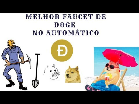 Melhor Faucet de Dogecoin no Automático