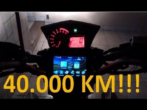 XTZ 150 Crosser – Falando sobre a Revisão de 40.000 KM!