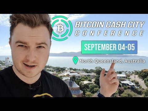 Bitcoin Cash City Conference – Announcement