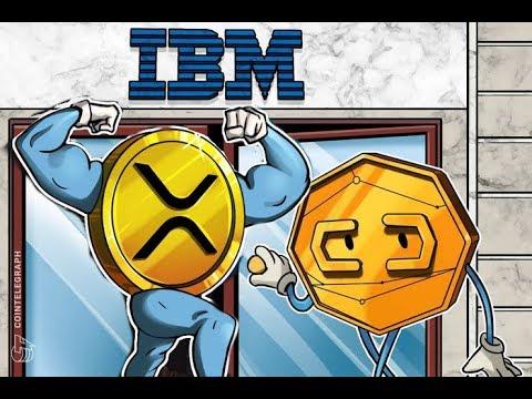 "Stellar / IBM ""Dead in the water""/ Ripple Pay Forward"