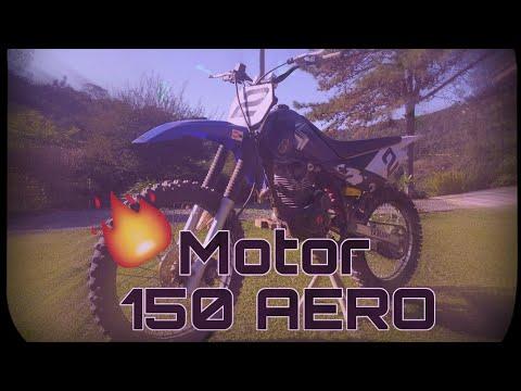 XTZ 125 COM MOTOR DE 15O AERO OHC