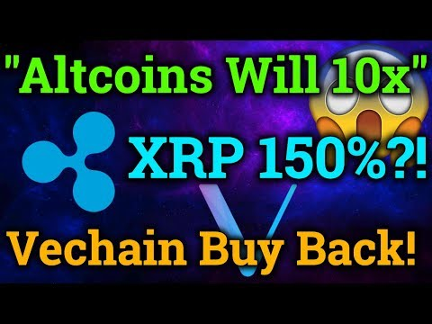 """Altcoins Will 10x?!"" 