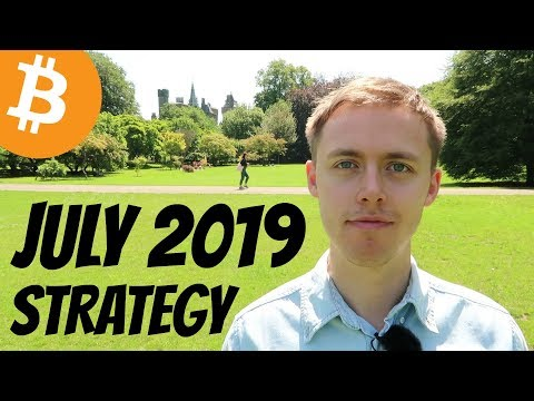🧠 UPDATE: Crypto Investing Strategy – July 2019