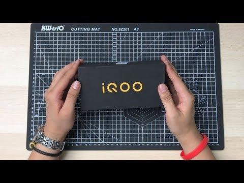 iQOO Neo开箱体验:它跟小米8放一块该怎么选?