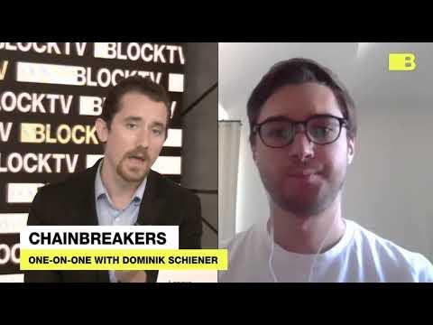 One-on-one with IOTA Co-founder Dominik Schiener @BLOCKTV