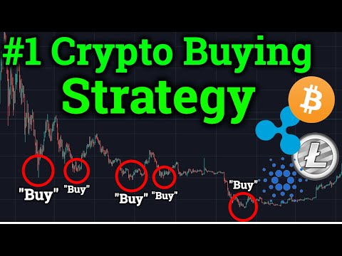 My #1 Cryptocurrency/Bitcoin BUYING Strategy To Maximize Profits!  (BTC/Altcoins News + Trading)