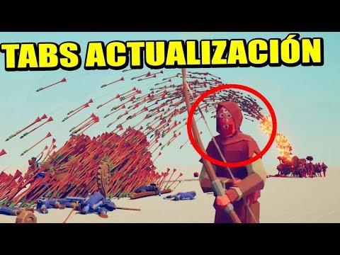 ACTUALIZACIÓN TABS – EDITOR DE CAMPAÑAS, ARQUERO DE 5 OJOS, NEO Y BUGS  | Gameplay Español