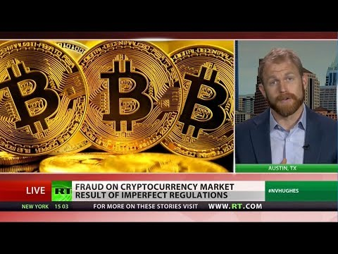 Fraud widespread on cryptocurrency market
