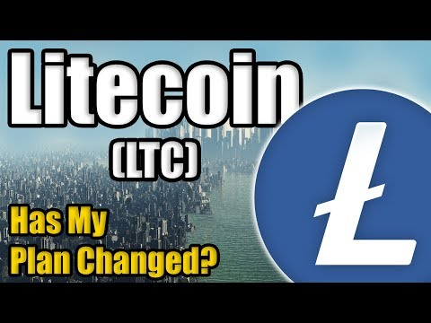 The Litecoin (LTC) Halving Is Approaching. Can The Price Still Pump? HAS MY PLAN CHANGED?