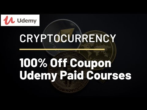 Cryptocurrency: (100%OFF) Coupons Udemy Paid Courses