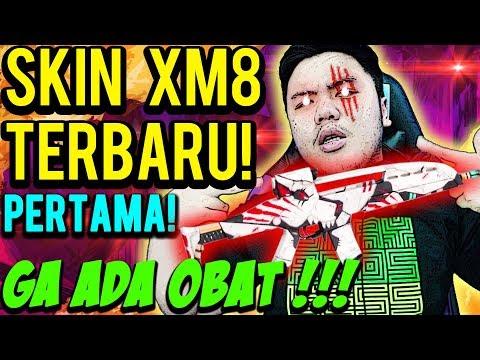 AKHIRNYA XM8 ADA SKINNYA!! KEREN BANGET WOI ASLI NAMBAH TAIK – Free Fire Indonesia #132