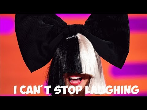 sia laughing for three minutes straight