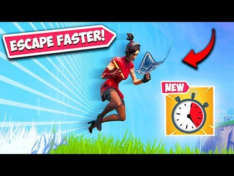 *SUPER OP* TRICK TO RUN FASTER!! – Fortnite Funny Fails and WTF Moments! #609
