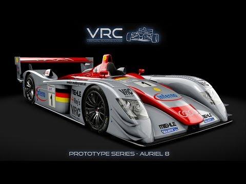 Assetto Corsa – VRC – Auriel 8