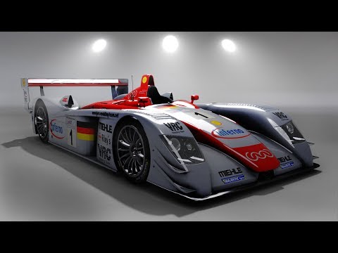 Assetto Corsa – VRC – Auriel 8 – Preview