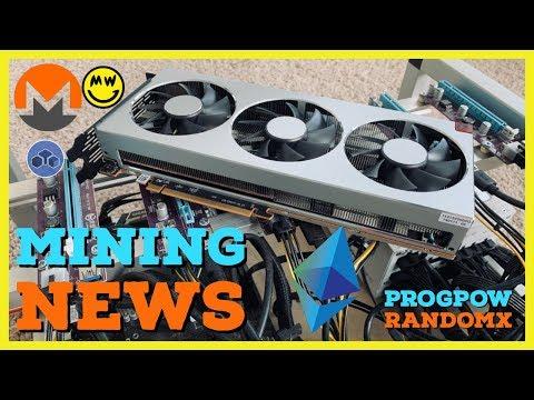 Mining News! Monero RandomX | Ethereum ProgPoW 2019 Update | Grin Embraces ASIC miners | Zel Zelhash