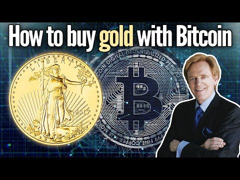 How To Buy Gold With Bitcoin – Mike Maloney