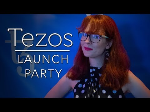 Tezos Launch Party (livestream)