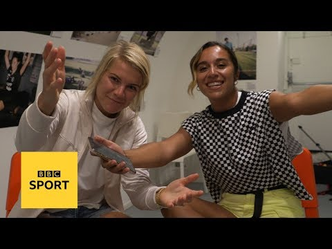 Ada Hegerberg answers our quick-fire questions | BBC Sport