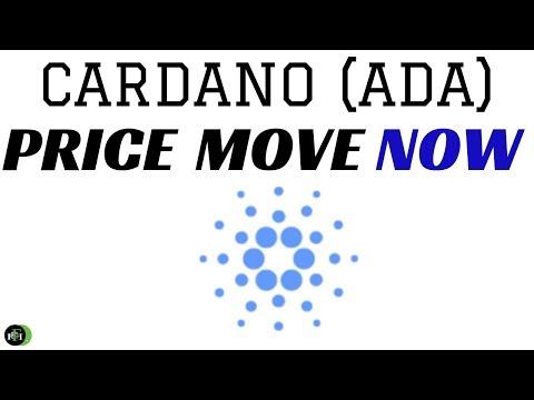 CARDANO (ADA) PRICE MOVE UPDATE | (JULY 2019)