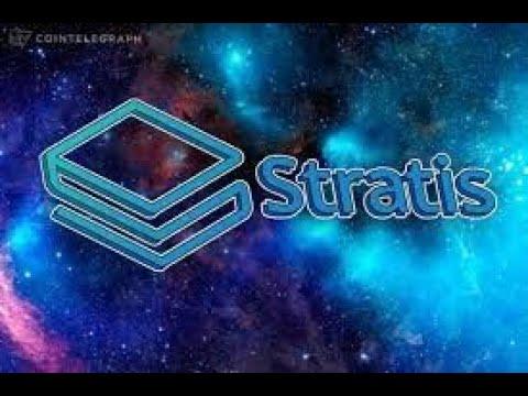 Stratis (STRAT) Coin nedir ? Kısa Öz Anlatım !