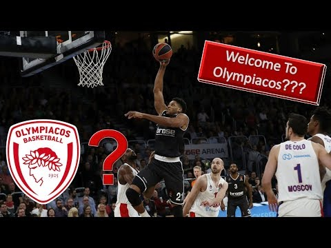 Augustine Rubit ● Career Best Plays & Highlights ● Welcome To Olympiacos??