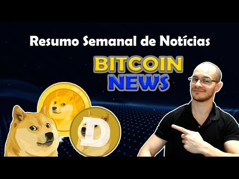 🛑 Dogecoin dispara após anúncio da Binance, Traficante processa a Polícia e mais! Bitcoin News