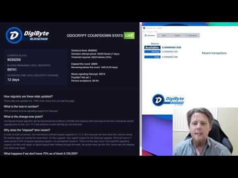 DigiByte Update – #7 – DigiByte is *so* decentralized