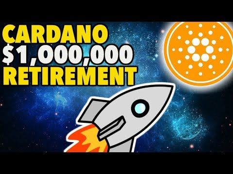 Cardano Retirement Strategy $1,000, 000 – ADA PLAN