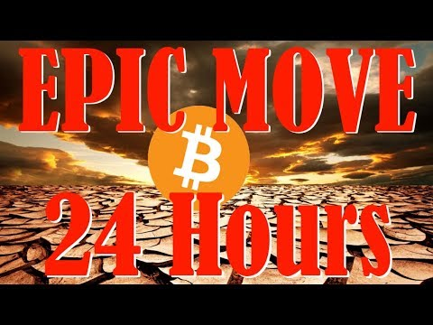 EPIC BITCOIN MOVE In 24hrs – Mini Altcoin Season Started – Soon: BNB Fork – DGB Moons!