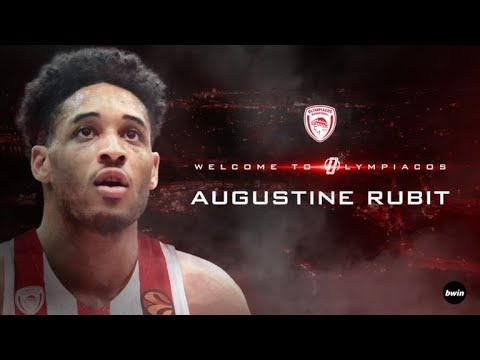Augustine Rubit Welcome To Olympiacos ● Best Plays & Highlights