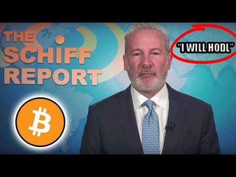 Peter Schiff ADMITS Bitcoin Has Value & Wants To Own 1 Whole Bitcoin [New Podcast Audio]