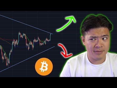 News: Bitcoin Breakout Wedge! / Fake Tron Drama / Monero Bugs = Good?