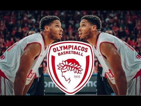 Augustine Rubit – Welcome To Olympiacos B.C. ᴴᴰ