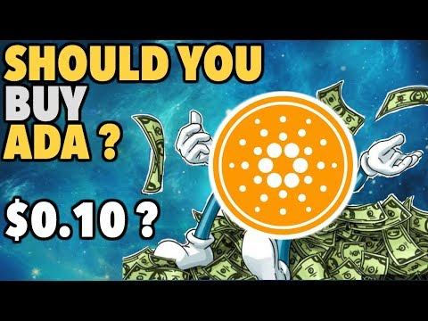 Cardano Is It Still Worth Buying At $0.10 Cents? – ADA